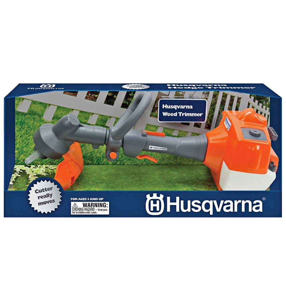Husqvarna Toy Grass Trimmer, Battery Operated