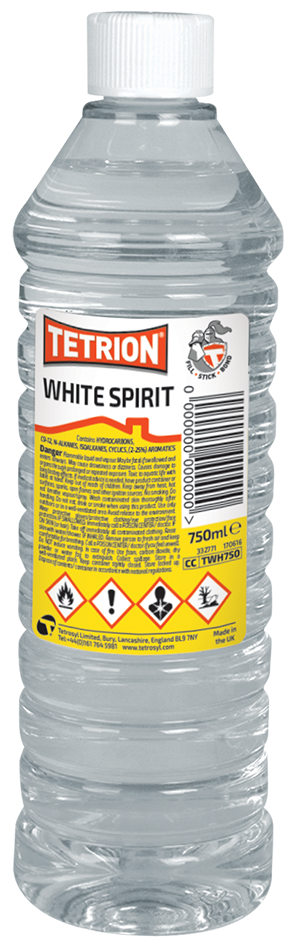 Tetrion White Spirit 750ml