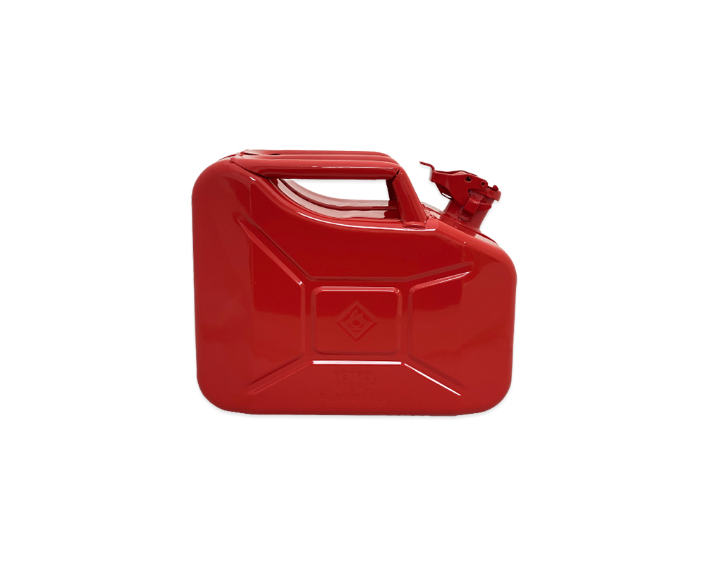 Paddy Hopkirk Red Metal 10L Jerry Can