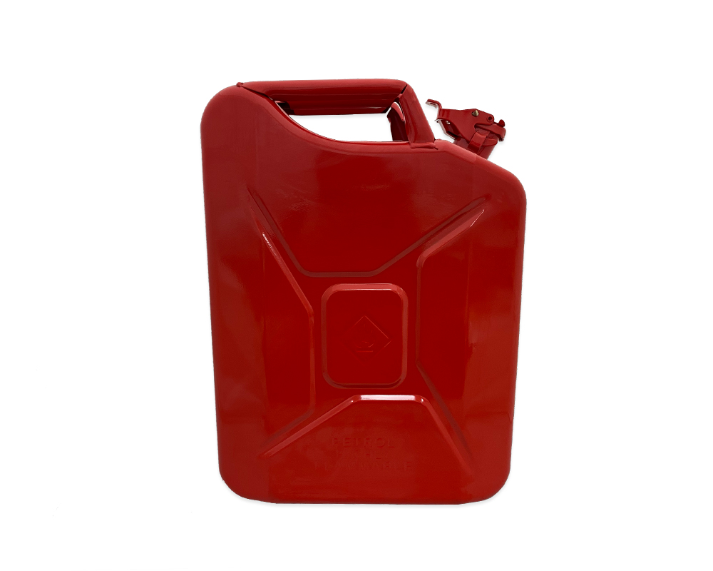 Paddy Hopkirk Red Metal 20L Jerry Can